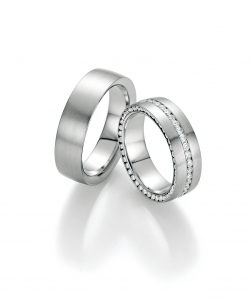 Ringe mit Diamantkranz: Diamonds are a Girl´s best friend. Absoluter Luxus zum unschlagbaren Preis!