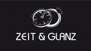 Logo-Zeit-&-Glanz-heller Hintergrund