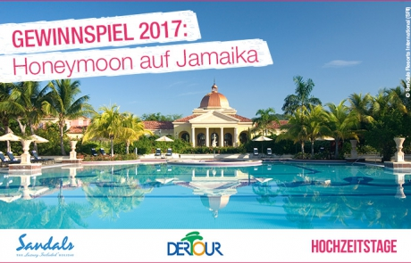 Honeymoon auf Jamaika!