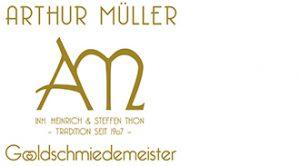Goldschmiedemeister-Arthur-Müller_Logo