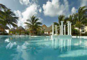 The TRS Yucatan Hotel und der Palladium Hotel Group