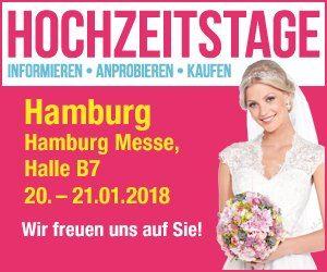 Messe Highlights Hochzeitstage Hamburg 2018 Hochzeitstage Die