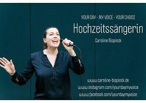 Hochzeitssangerin Dortmund Andrea Neumann Singt Ja Von Silbermond