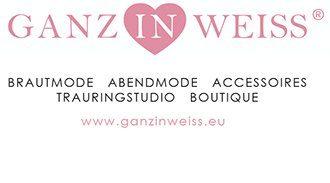 GANZ IN WEISS-Logo