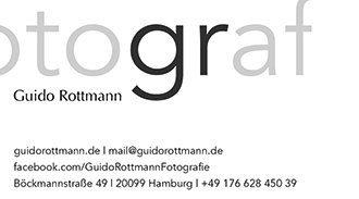 Fotograf Guido Rottmann