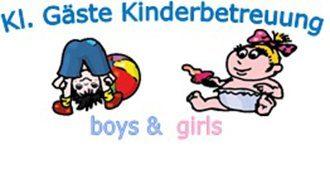 Kl. Gäste Kinderbetreuung